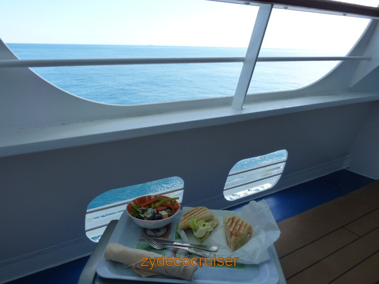 Cove balcony cruisemates cruise community and forums for Cruise balcony vs suite